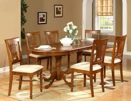 quot dining table oak oval oak dining room sets pc oval dining room set leaf table chairs qu