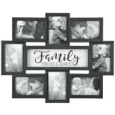 collage photo frames family 8 opening dimensional frame liked on 6 picture 5x7 with openings coll