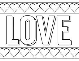 Free printable valentines day coloring pages: Outstanding Coloring Pages For Kids Valentines Day Photo Inspirations Free Printable Adults To Print Teens Lol Scaled Amazing Madalenoformaryland