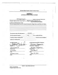 Construction Letter Of Intent Images Highest Clarity Undertaking Doc