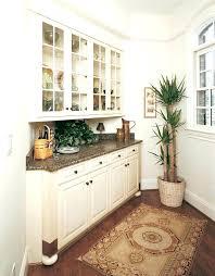 corner kitchen rug or wonderful corner kitchen rug storage cabinet in kitchen traditional with built ins unique corner kitchen rug