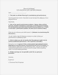 Employee Warning Letters Template Verbal Warning Letter Template Collection Letter Templates