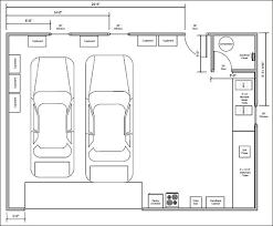 garage floor plans. Contemporary Garage Detached Garage Plans Floor Plans For H