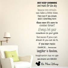 wall art stickers sayings