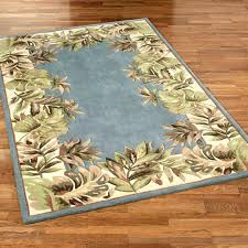tropical area rugs. Paradise Border Tropical Area Rugs Cheap N