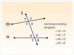 Angl Es Corresponding Angles