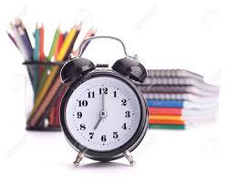 Resultado de imagen de reloj escolar