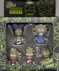 Amazoncom Mr Burns Dracula RARE The Simpsons Kidrobot Simpsons Treehouse Of Horror Kidrobot