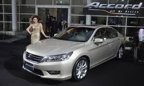 new car release malaysia 2014Newgen Honda Accord has been launched in Malaysia