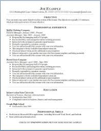 create your resume online
