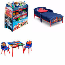 toddler bedroom set disney cars toy organizer boys furniture girls bedroom sets