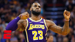 Nba Lebron - To Highlights Angeles Los Of 2018-19 James Leads Youtube Their The First Win Lakers Season|The Change In 2019