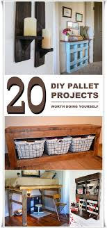 do it yourself pallet furniture. Transforming Wooden Pallets Into Unique And Useful Furniture Is One Of The Newest Trends In World Interior Design. Pallet Look Very Modern Do It Yourself