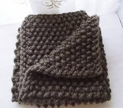Chunky Knit Blanket Pattern Mesmerizing Designer Baby Blanket Chunky Knitting Patterns Brown Chunky Knit