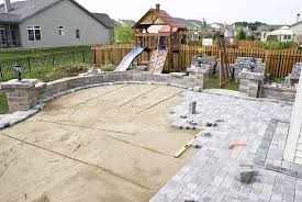 building a patio landscaping network calimesa ca
