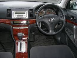 Toyota Premio Interior ~ Instainteriors.us