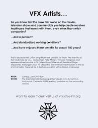 Download Vfx Resume Samples Haadyaooverbayresort Com