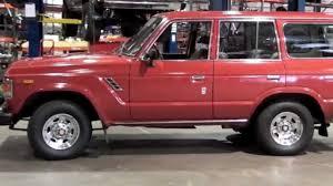 1984 Toyota Land Cruiser FJ60 for sale 29K orig SoCal miles! WOW ...