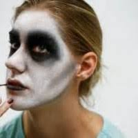 easy to do zombie makeup at home mugeek vidalondon how
