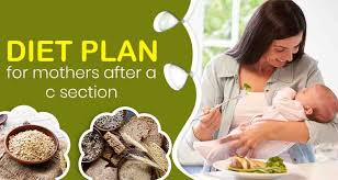 Essential Nutrients And Healthy Diet Plan For Mothers After