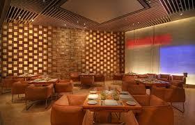 Modern Decor Hospitality Restaurant Interior Design of StripSteak .