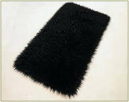 black faux sheepskin rug black faux sheepskin rug black faux fur rug 8 x 10