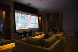 Home Theater Room Designs Style