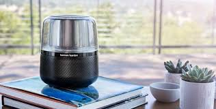 harman kardon allure. harman introduces harman kardon allure with amazon alexa to the voice activated speaker family a