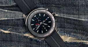 LG Watch W7 review: A smartwatch that ...