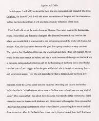 8th Grade Essay Examples Expository Essay Sample 8th Grade Mistyhamel