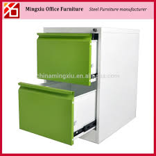 Green File Cabinet Light Green Metal 2 Drawer Filing Cabinet With Key Lock And Side