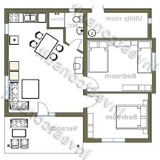 rectangular home plans bed house floor plan small exciting excerpt cool smart home design plans