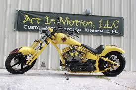 florida registration and title for a custom motorcycle assembled