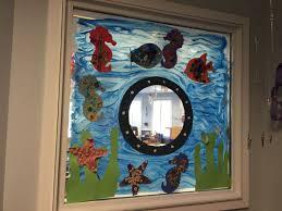 Bildergebnis Für Unterwasserwelt Basteln Fenster Kindergeburtstag