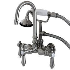 bel air wall mount clawfoot tub faucet