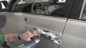 chrome car door handle. How To Install Avery Dennison Conform Chrome Vehicle Accent Film - YouTube Car Door Handle