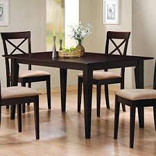 coaster home furnishings monarch specialties dining table 36 inch by 60 inch