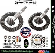 Dana 35 Gear Ratio Chart Details About Jeep Wrangler Tj Dana 35 30 Ring Pinion Gear Set Pkg Master Kit 4 88 Area 51