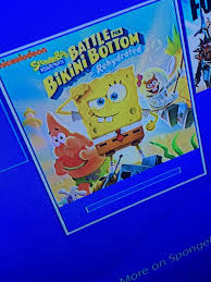 In CST in the US the game is available on ps store : BFBBRehydrated