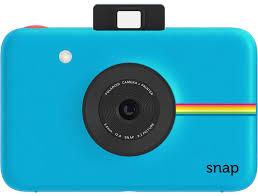 <b>Polaroid Snap</b>, <b>Blue</b> фотокамера мгновенной печати — купить в ...