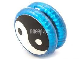 <b>Йо</b>-<b>Йо Эврика Волчок на</b> шнуре Инь Янь Blue 99057
