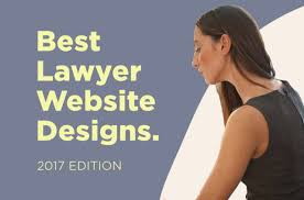 Are These The Best Lawyer Website Designs For 2017