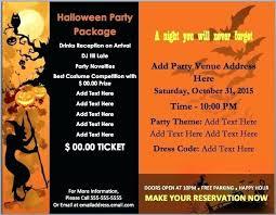 Halloween Party Information Sheet Ahmedmouici Xyz