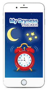 My Dryness Tracker App Treat Bedwetting