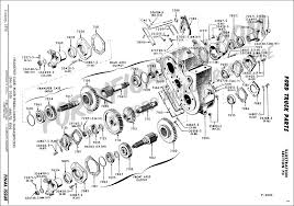 ford truck technical drawings and schematics section g ford truck technical drawings and schematics section g drivetrain transmission clutch transfer case etc