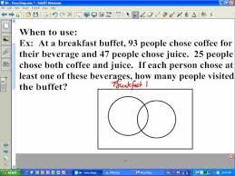 how to solve venn diagram problems venn diagram math songs and videos pinterest diagram venn