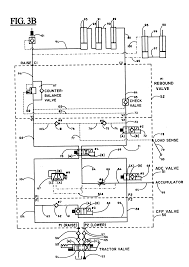 patent us6216794 joystick control for an automatic depth control patent drawing