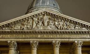 la sorbonne faaade catac nord de la. Panthéon-Sorbonne Le Panthéon Fronton La Sorbonne Faaade Catac Nord De