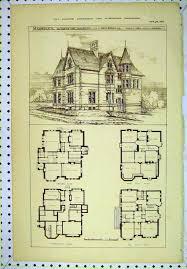garage exquisite antique home floor plans 13 vintage house 173h sears antique home floor plans