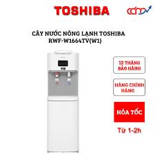 Cây nước nóng lạnh Toshiba RWF-W1664TV(W1) bình úp - Hàng chính hãng - Giá  rẻ nhất
